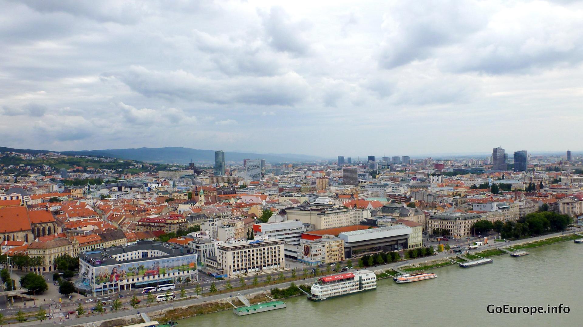 Bild på Bratislava