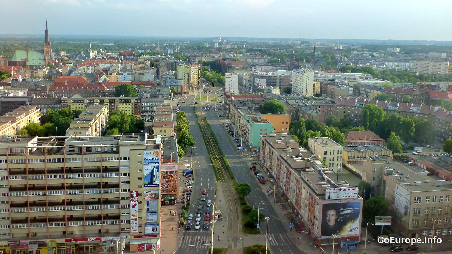 Bild på Szczecin